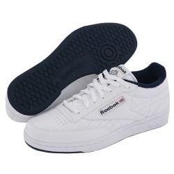 Reebok Lifestyle - Club C (White/Navy) - Footwear