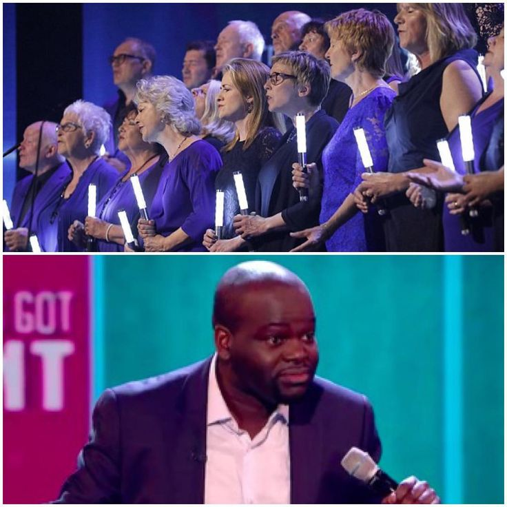 Congratulations to The Missing People Choir and Daliso Chaponda - tonight's two acts through to tomorrow's Britain's Got Talent final!  Were you pleased with the result? #bgt @dalisochaponda #missingpeoplechoir @simoncowell @dwalliams @noholdenback @aleshaofficial