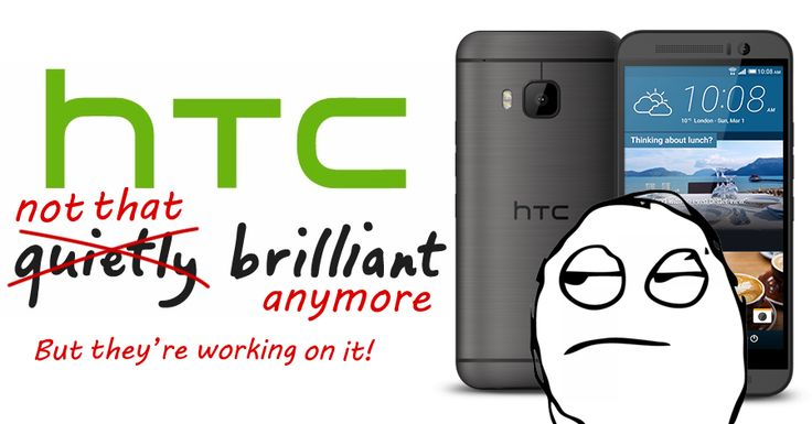 HTC O2 / Aero - What does it need to be the company's savior?