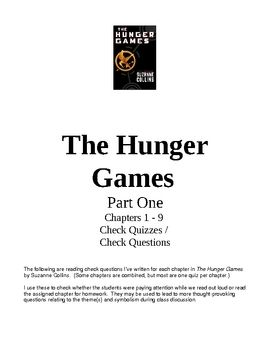 Hunger games : Part 1 : Chapter 5-6