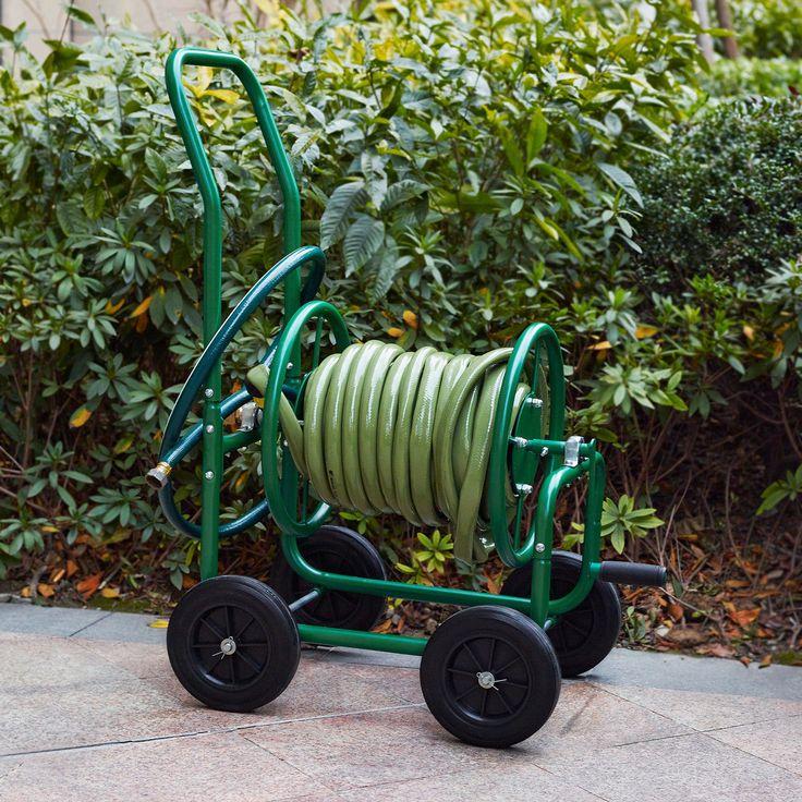 Gartenbewässerung Gartenschlauch Schlauchwagen