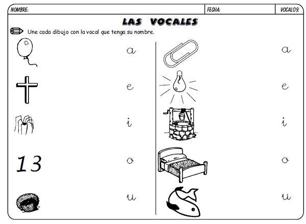 Lecto-escritura método silábico.