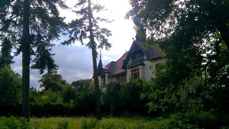 abandoned Castle Berzsenyi