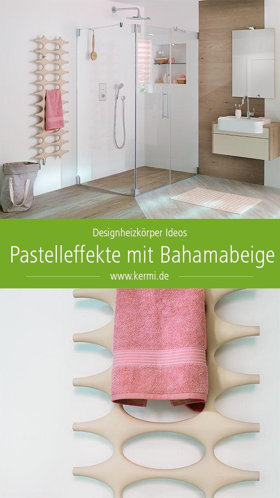 Pastelleffekte mit Bahamabeige