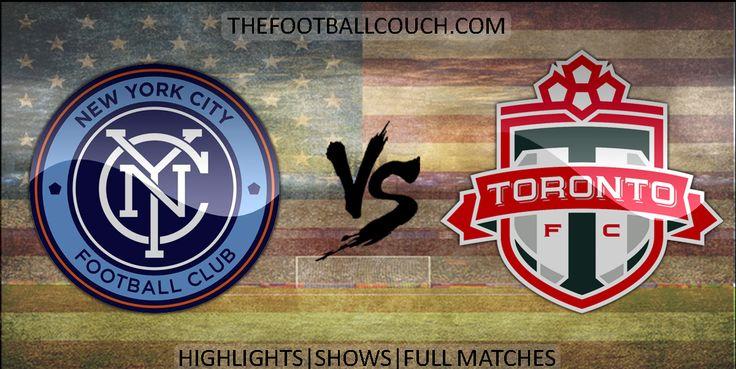 [Video] MLS  New York City vs Toronto Highlights - http://ow.ly/ZsbFh - #NewYorkCityFC #TorontoFC #mls #soccerhighlights #footballhighlights #football #soccer #thefootballcouch