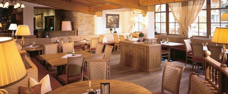 Gourmet - Hotel in Seefeld - Spa-Resort Alpenpark