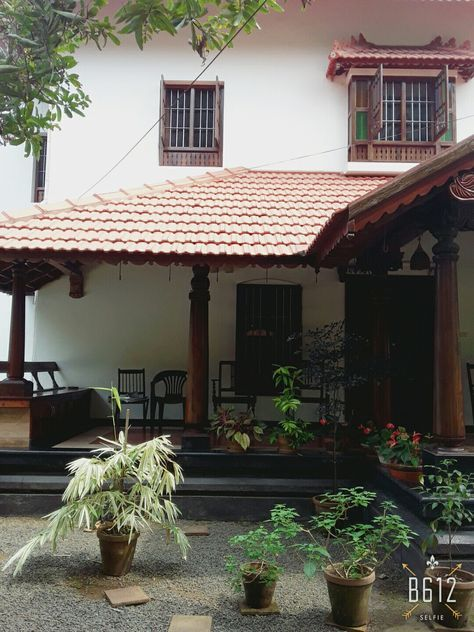 what more to ask for!!! traditional home, walanchery , kerala
