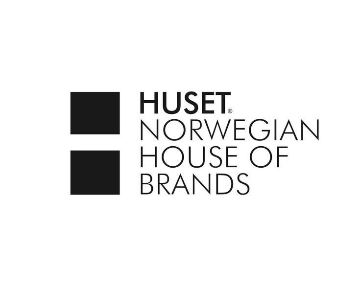 HUSET - Norwegian House of Brands - Identity design by Bull-Stark AS  The H is the key element in the icon.