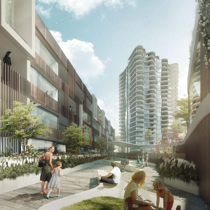 Sydney Proposals: A Collection Of Architecture Ideas To