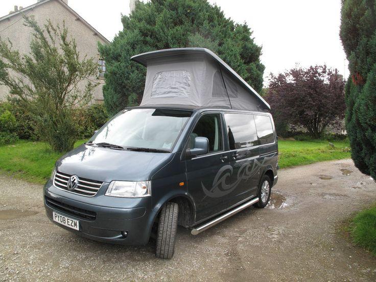 VW Transporter T5 campervan   eBay