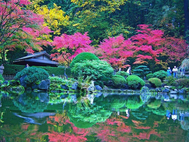 the Japanese gardens. I have not been here yet but i