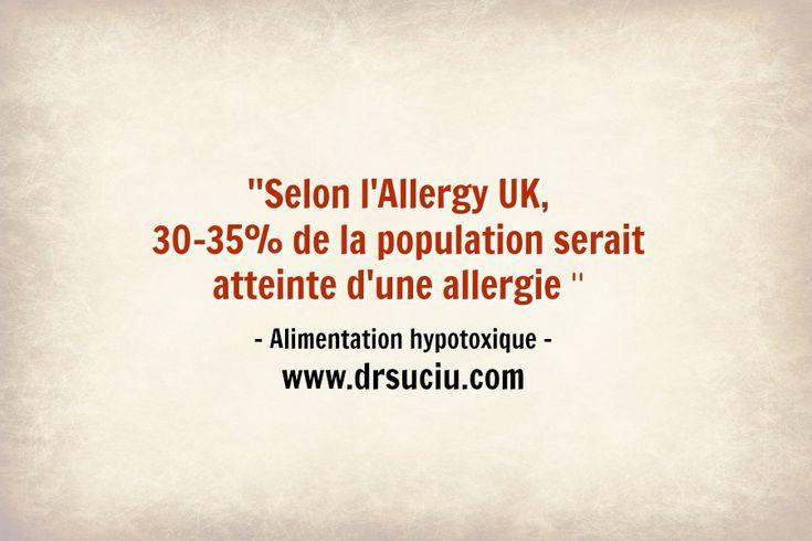 Photo 30% de la population souffre d'une allergie - drsuciu