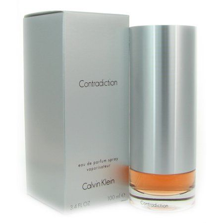 Calvin Klein Contradiction for Women Eau de Parfum Spray, 3.4 fl oz