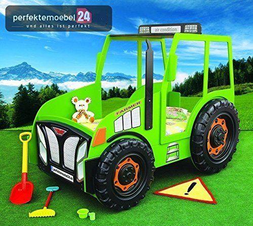 Kinderbett selber bauen traktor  257 besten Kinderbett &Kinderzimmer Ideen für Jungen und Mädchen ...
