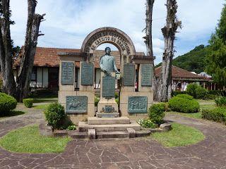 Praça Padre Teodoro - Nova Petrópolis - RS