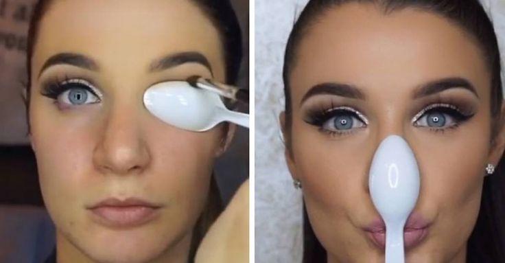 7 trucos ridículamente simples para maquillarse que te solucionarán la vida | Upsocl