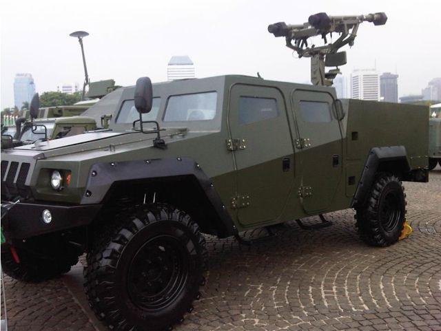BANGGA!! Mobil Militer Tangguh Dari Indonesia Ini Paling Diincar Di Dunia - BAGIKANLAH INFO