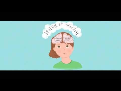 Le cerveau gauche et le cerveau droit - YouTube