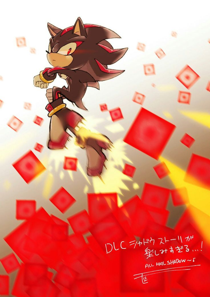 #Shadow_the_Hedgehog #Sonic_Forces