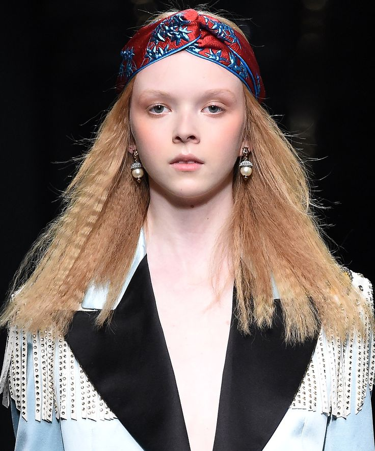 Crimped Hair Is Making the Comeback We Never Asked For from InStyle.com