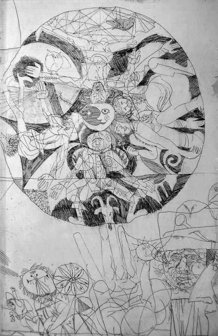 Ádám Würtz – Szentivánéji álom I, 1972