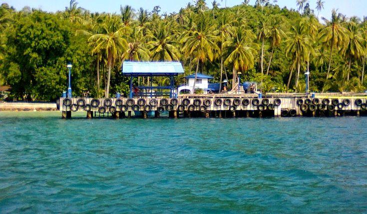 Pulau Balak Lampung Berlibur di Pulau Pribadi - Lampung