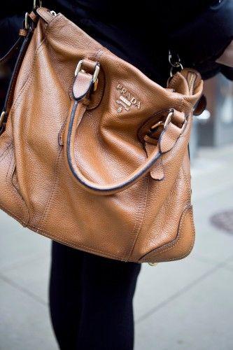 Prada bag. love.