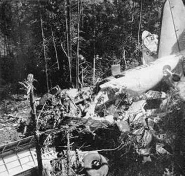 Airliner explosion, Philippines (May 7, 1949)