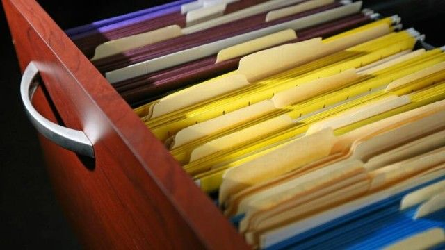 Dicas para organizar papéis e documentos