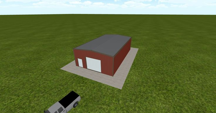 Cool 3D #marketing http://ift.tt/2dSA3iy #barn #workshop #greenhouse #garage #roofing #DIY