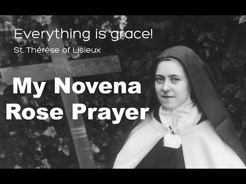 Novena rose prayer