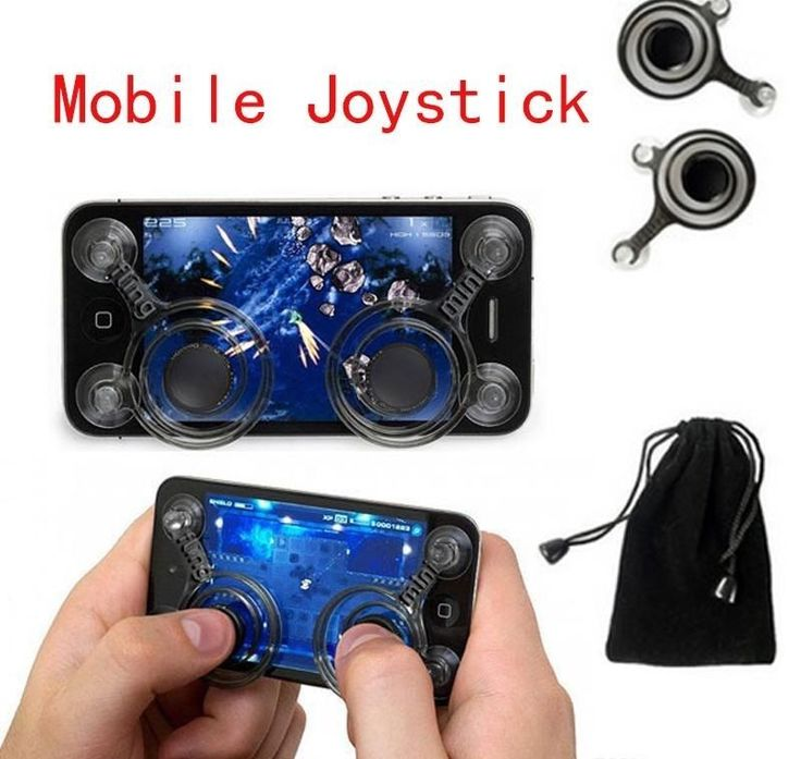 Stick Game Tablet Joystick Joypad For iPhone Ipad Touch Screen Mobile Phone UK #UnbrandedGeneric