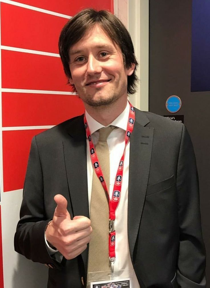 Tomas Rosicky Celebrate FA. Win with Arsenal 2017