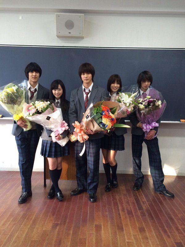 Good Morning Call Japanese Drama Cast <3