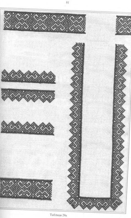 Gallery.ru / Фото #73 - Carpathian Ghutsul Ethnicity Stitching Part 1 - thabiti