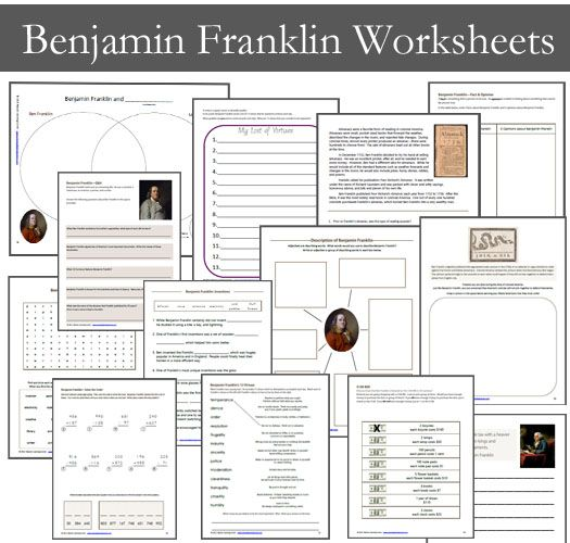 an analysis of the topic of the benjamin franklins ideas About the autobiography of benjamin franklin  he gave expectations — is not only a beautifully turned english sentence but also an insightful analysis, .