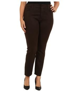 7 Absolutely Fabulous Jeans for Sizes 20 and Up: Not Your Daughter's Jeans Jade Legging in Grayling (Plus Size)
