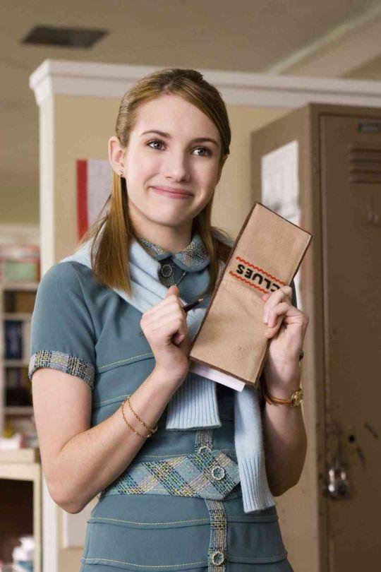 Emma Roberts in Nancy Drew