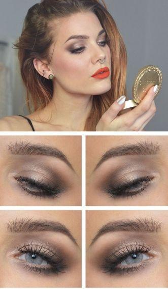 Классический макияж с затемнением уголка глаза уместен в любой ситуации. Экспериментируя с текстурами и цветами, меняя насыщенность и выбирая разные оттенки помады, вы с легкостью сможете с одной техникой макияжа всегда выглядеть по-разному. Примеры для подражания в нашей галерее!