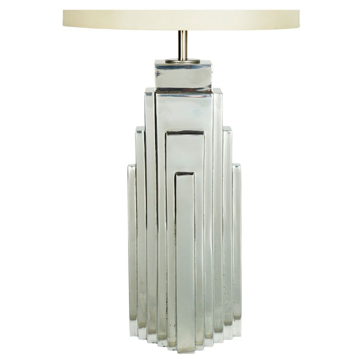 Art Deco | From a unique collection of antique and modern table lamps at http://www.1stdibs.com/furniture/lighting/table-lamps/