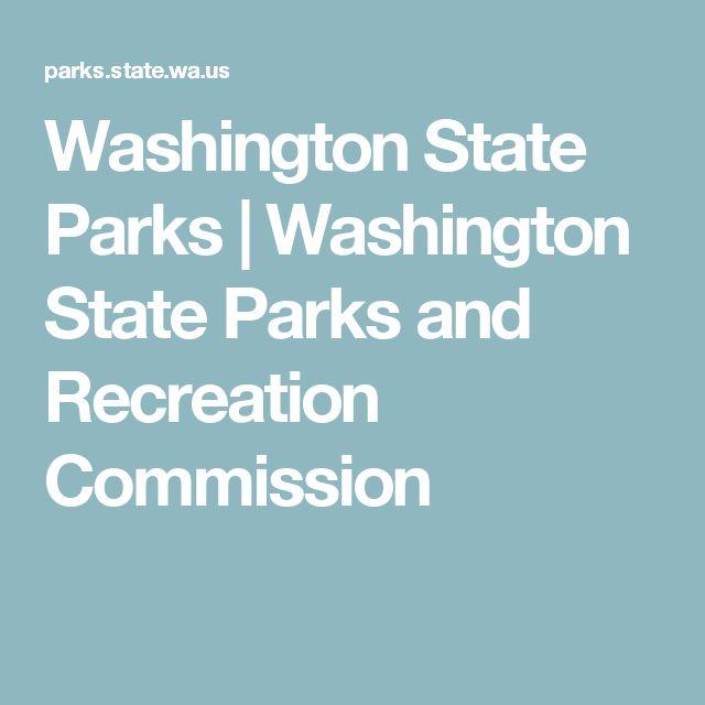 Washington State Parks | Washington State Parks and Recreation Commission
