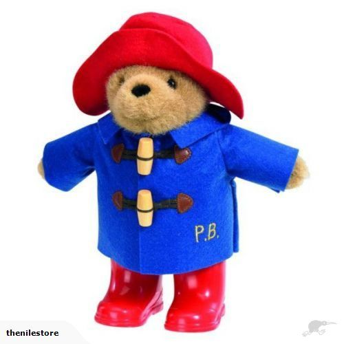 Paddington Bear Paddington With Boots & | Trade Me