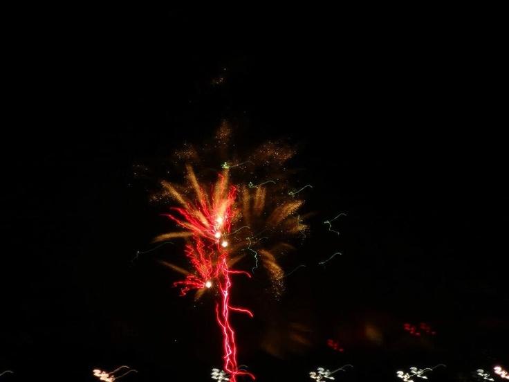 NYE fireworks Brisbane