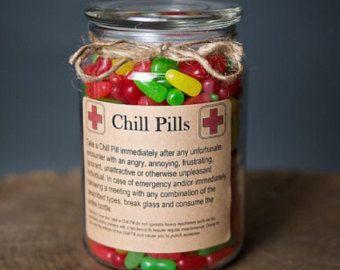 Chill píldora profesional auto adhesivos para por scripturegifts