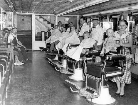 Welcome to Stamford Barber Shop