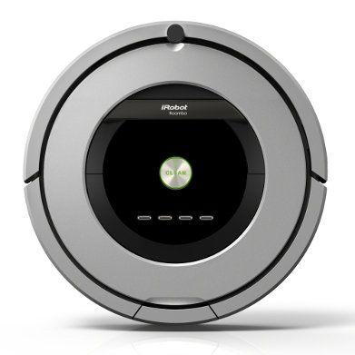 2850,- Robot odkurzający IROBOT Roomba 886 to automatyczny odkurzacz, dzięki któremu odkurzanie może być prostsze. Wystarczy nacisnąć przycisk