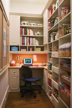 Office/ Pantry modern-home-office