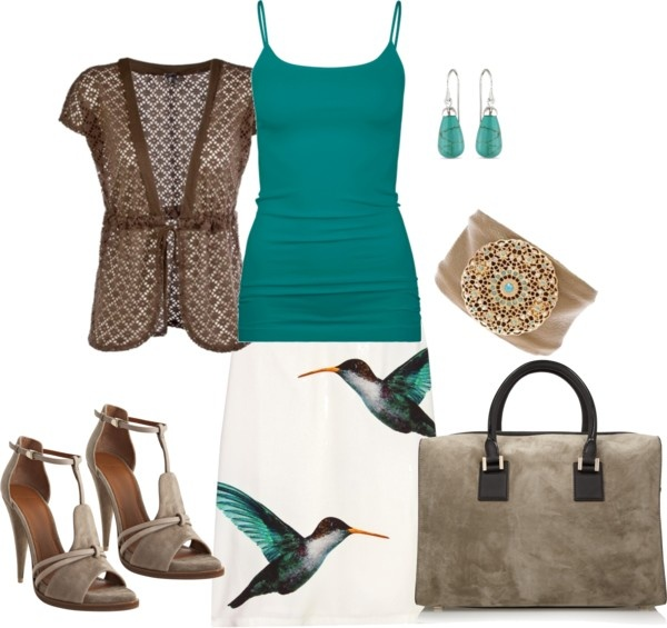 """skirt"" by yiannab on Polyvore"