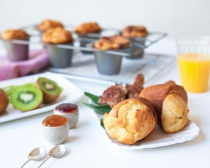 Gluten-Free Popovers | Eating Clean/Real Food | Pinterest