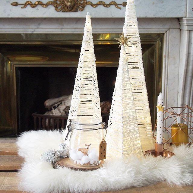 ⭐️ Très bonne année année 2016 !⭐️ Décos de Noël de chez #Habitat et #MaisonsDuMonde